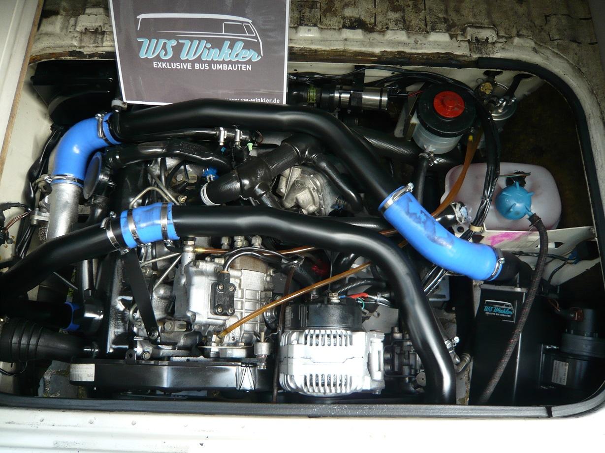 VW 1.9 TDI Diesel