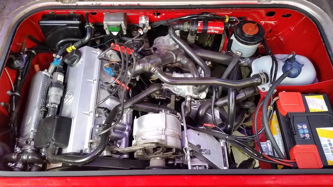 VW 2.0 2E Benziner