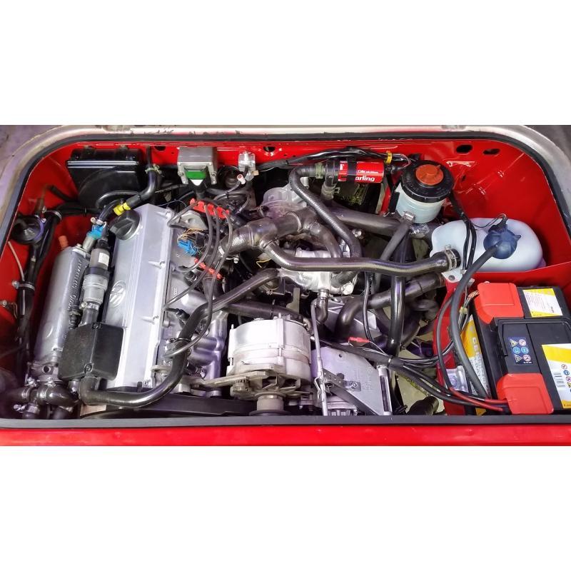 VW T3 2E Umbau EURO 2 - Komplett-Sorglos-Paket